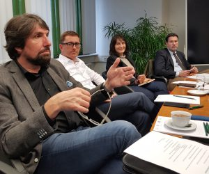 Sitzung des ExpertenRings Region Stuttgart vom 19.02.2019