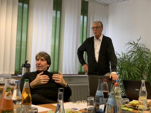 "ExpertenRing Region Stuttgart ""5 vor 12"" vom 07. November 2019"